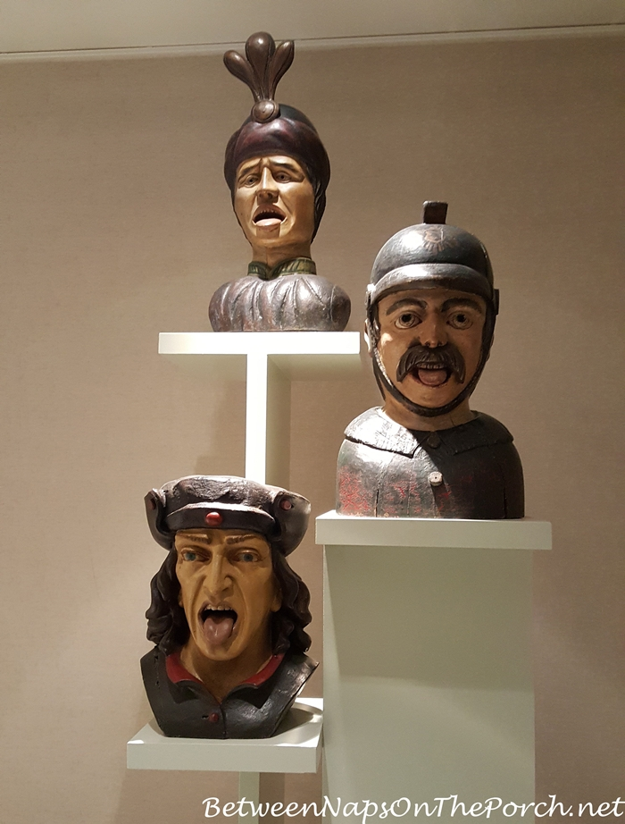 Gapers, Zuiderzee Museum, Holland, Enkhuizen