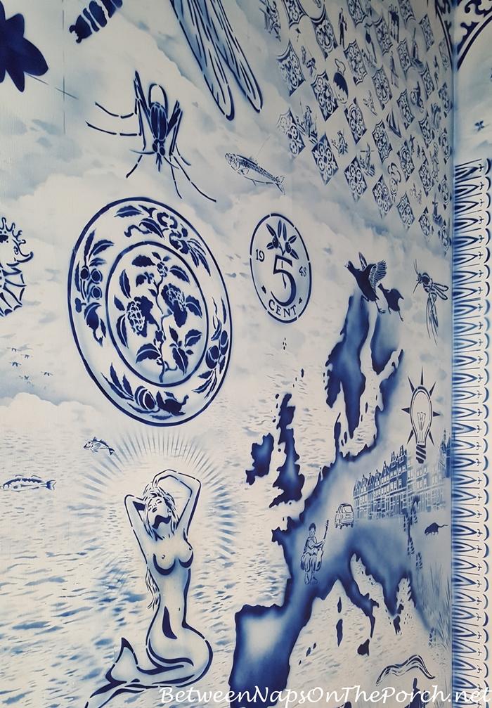 Hugo Kaagman Delfware Designs Art, Zuiderzee Museum, Enkhuizen 02