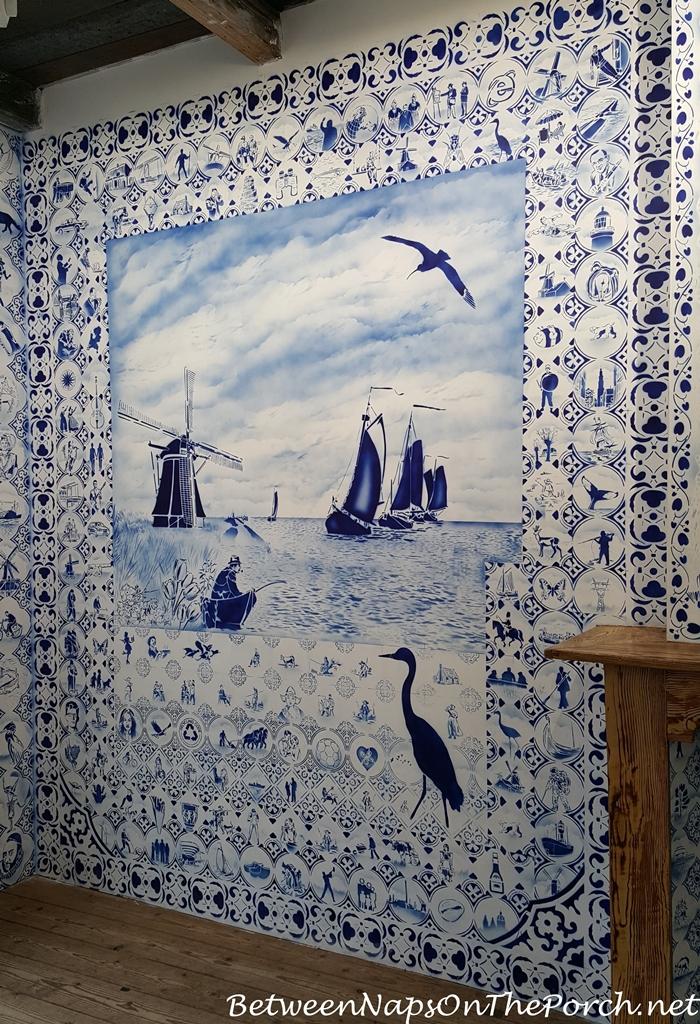 Hugo Kaagman Delfware Designs Art, Zuiderzee Museum, Enkhuizen 03