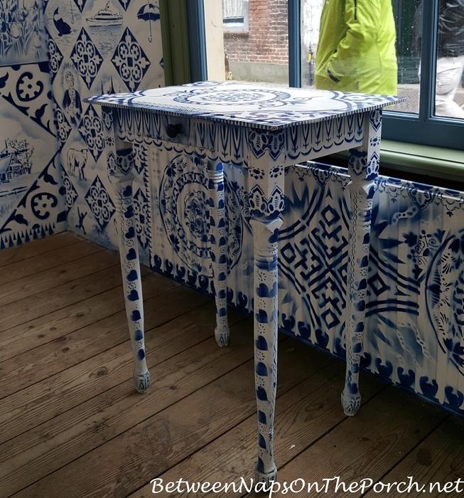 Hugo Kaagman Delfware Designs Art, Zuiderzee Museum, Enkhuizen 08