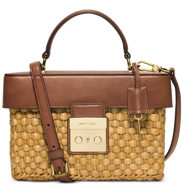 Michael Kors Straw Bag