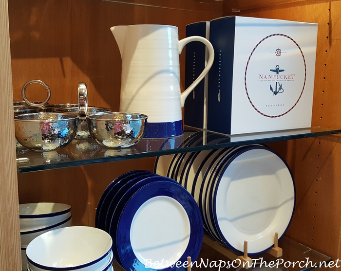 Nautical Dinnerware For Summer