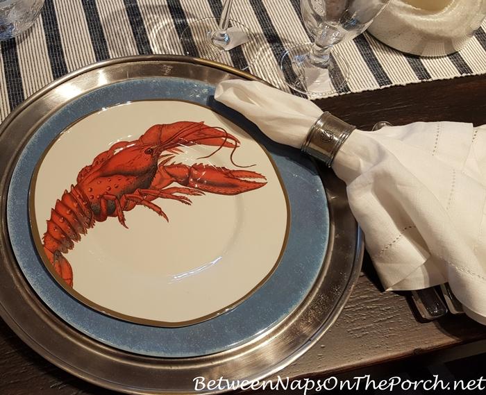 Nautical Dinnerware For Summer