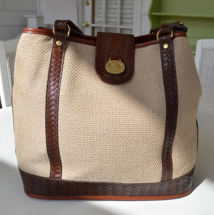 Vintage Brahmin Bag