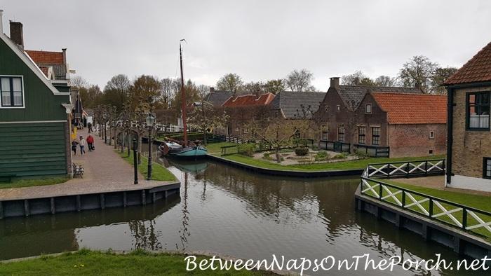 Zuiderzee Museum, Enkhuizen, Holland, Netherlands_wm