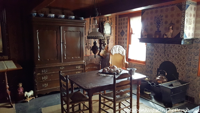 Zuiderzee Museum, Historical House Tour, Enkhuizen 2