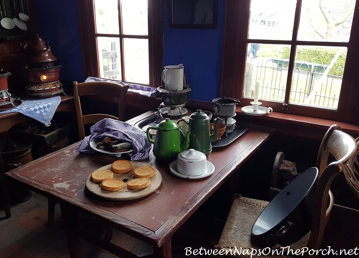 Zuiderzee Museum, Historical House Tour, Enkhuizen 5
