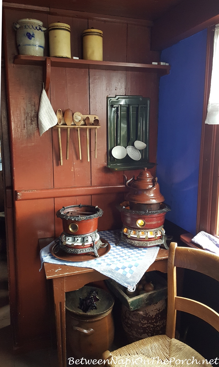 Zuiderzee Museum, Historical House Tour, Enkhuizen 6
