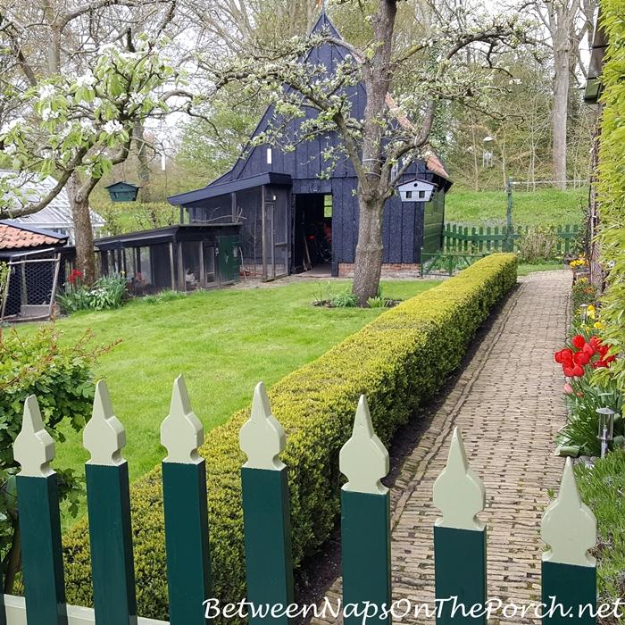 Zuiderzee Museum Village, Enkhuizen, Holland, Netherlands 01_wm