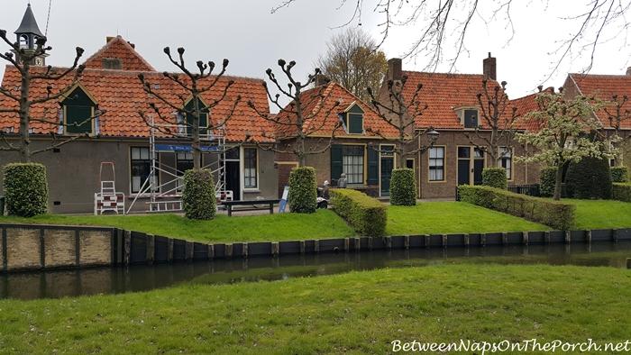 Zuiderzee Museum Village, Enkhuizen, Holland, Netherlands 10_wm