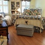 Hardwood Flooring for the Guest Room: A Reveal