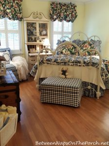 Hardwood Flooring for the Guest Room