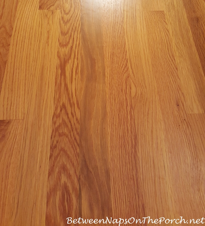 How To Remove Rubber Latex Stuck Hardwood Flooring