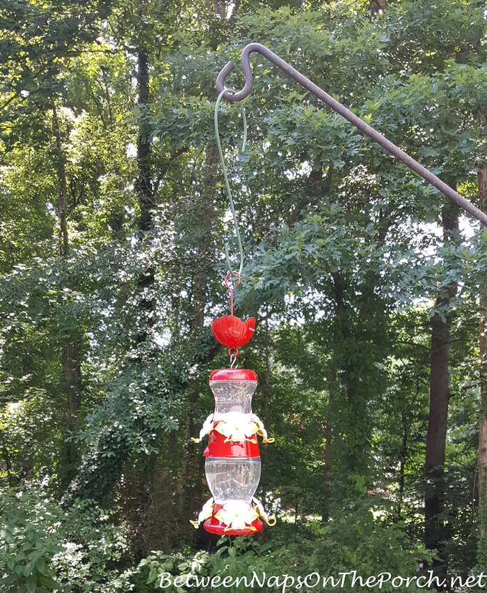 Hummingbird Feeder, Double Decker
