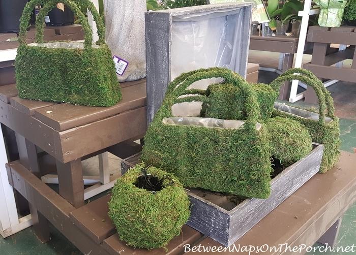 Moss Handbag