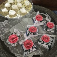 Celebrate a Special Birthday With a Beach-Themed Tablescape and Handmade Chocolates