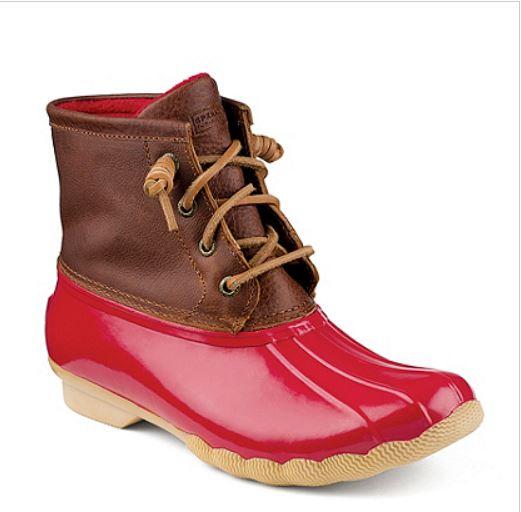 Sperry Salt Water Boots