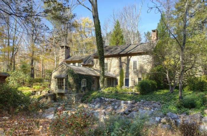 Stone Cottage Overlooking Stream for Sale