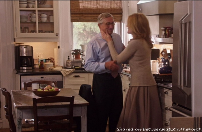 Ben's Kitchen in Movie, The Intern