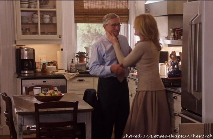 Ben's Kitchen in Movie, The Intern