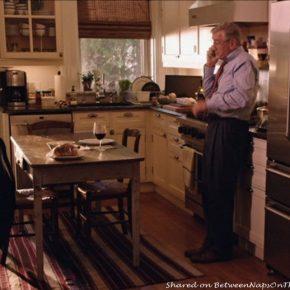 Ben's Kitchen in The Intern Movie