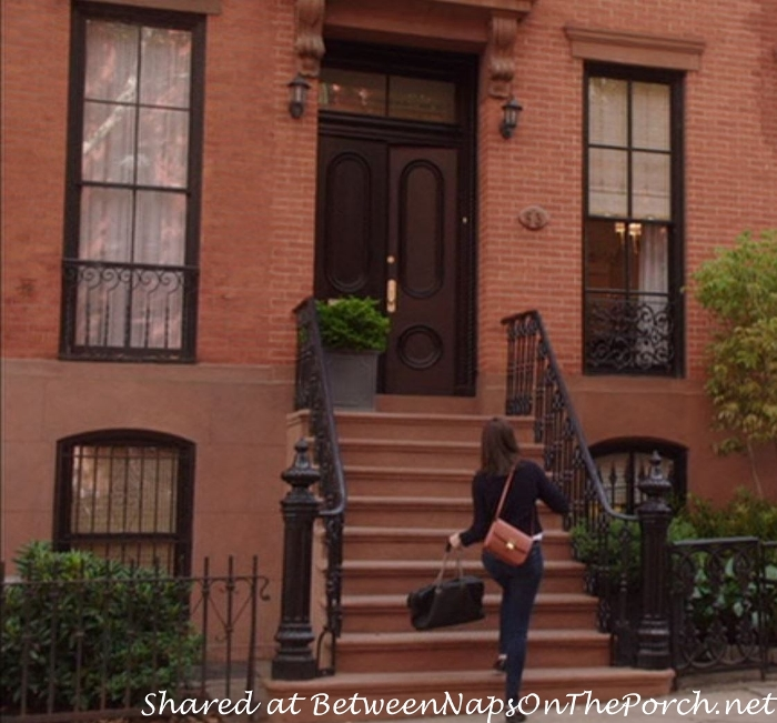 Brownstone Home of Ben in Movie, The Intern