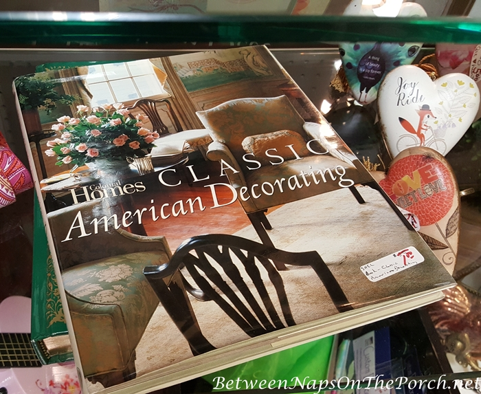 Colonial Homes Classic American Decorating Book