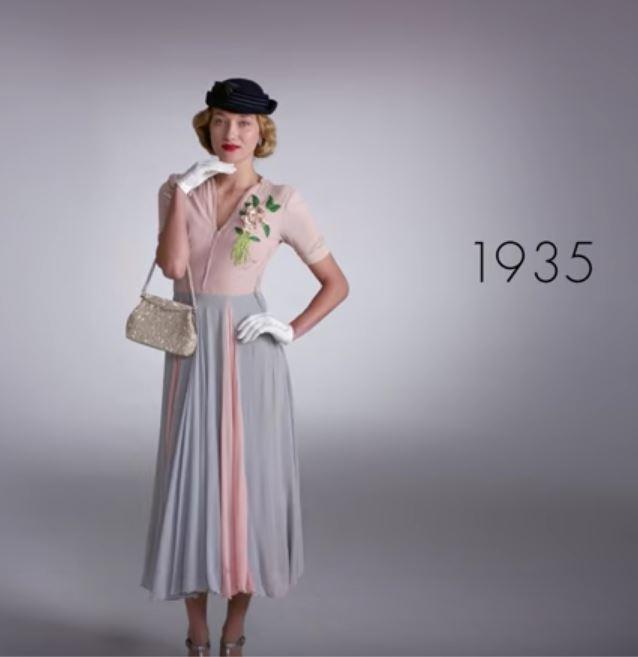 1935 Fashion