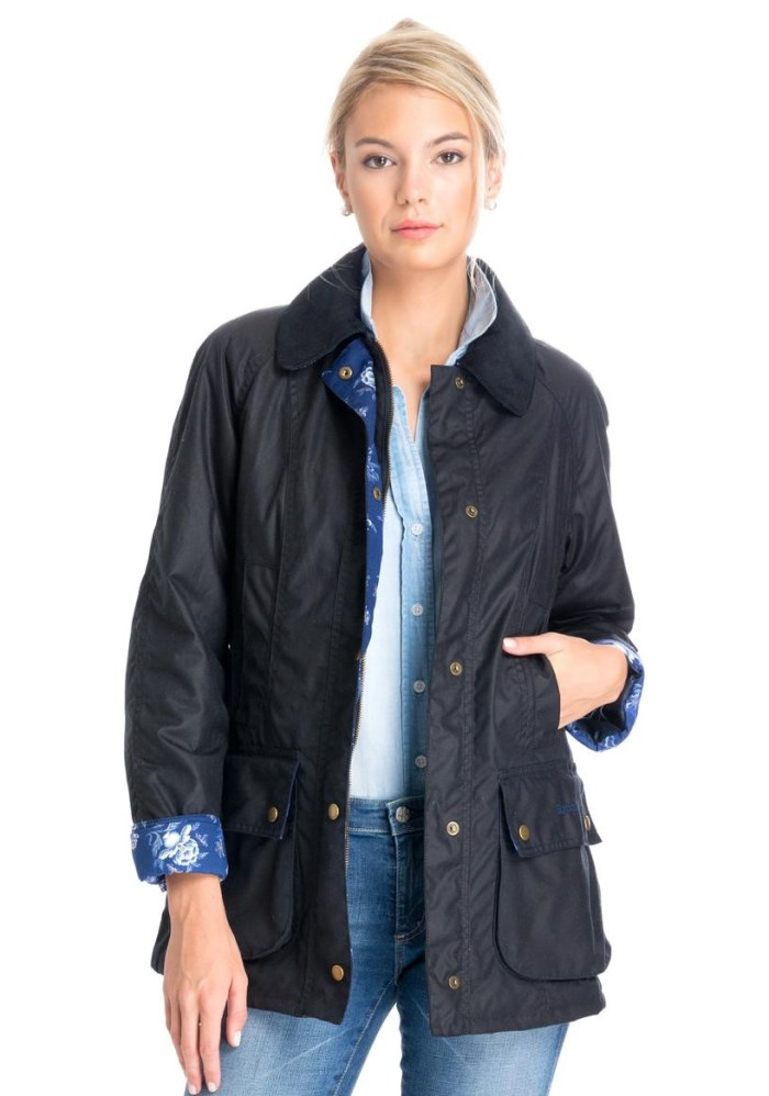 Barbour Wedgwood Coat