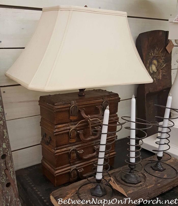 British Colonial Style Lamp_wm