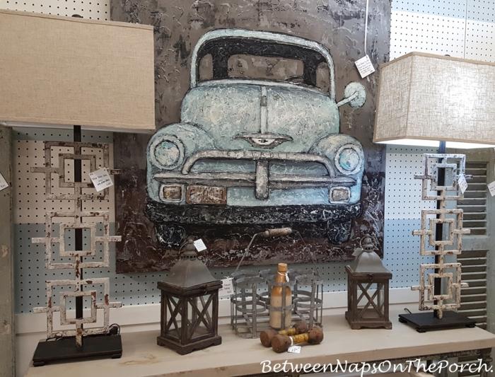 Chevrolet Truck Art
