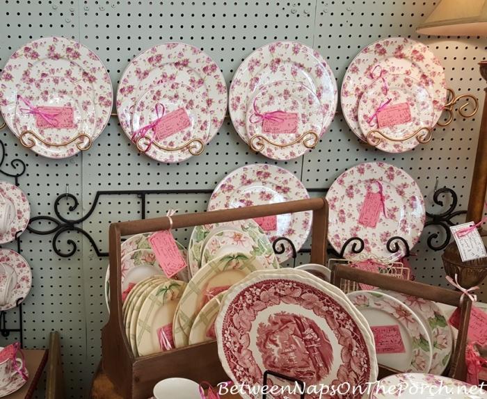 China Pearl Petite Roses
