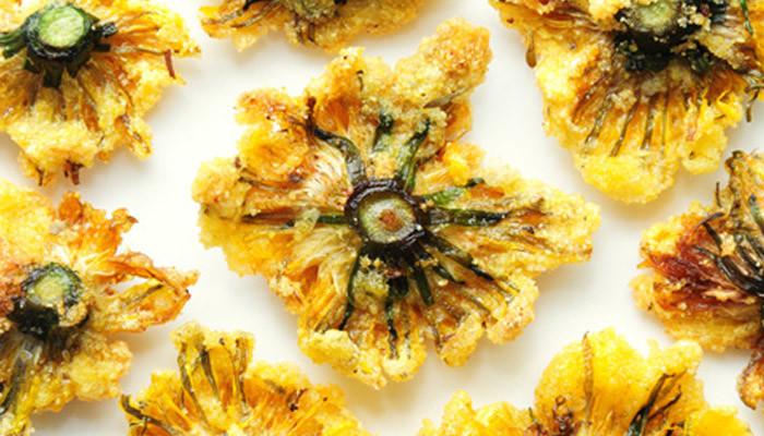 Fried Dandelions