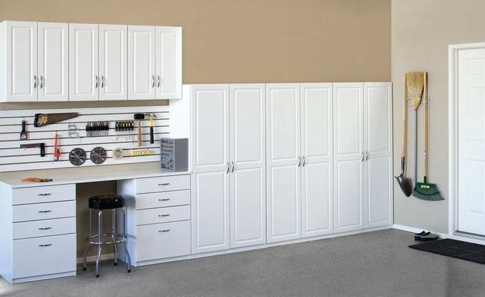 Cabinets for Garage Storage
