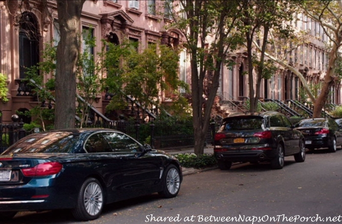 Jules Brownstone Home in Movie, The Intern