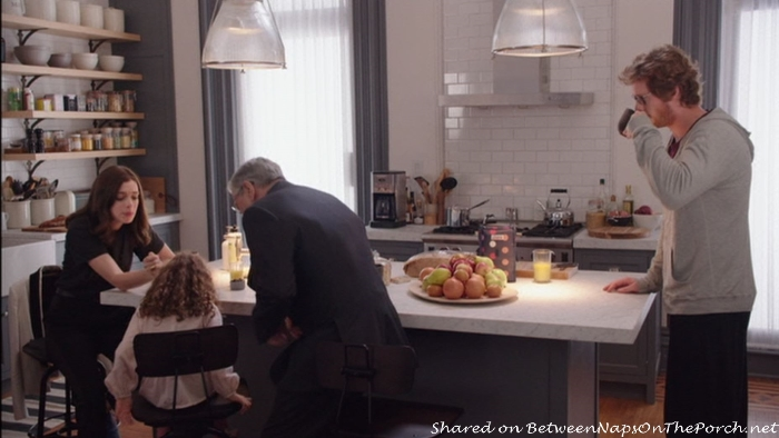Jules Kitchen in movie, The Intern
