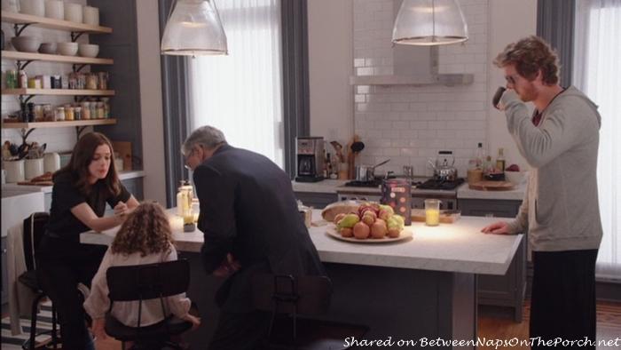 Jules Kitchen in movie, The Intern