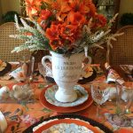 A Summer Tablescape Transitions Beautifully Into Fall