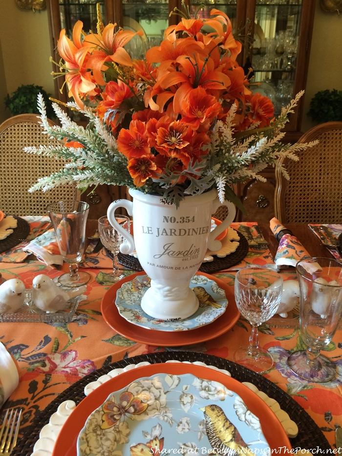 Le Jardinier Jardin Flower Vase