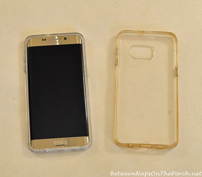 Naked Tough Case-Mate for Samsung Galaxy S6 edge+