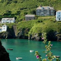 Visit Port Isaac Where Doc Martin Was Filmed!