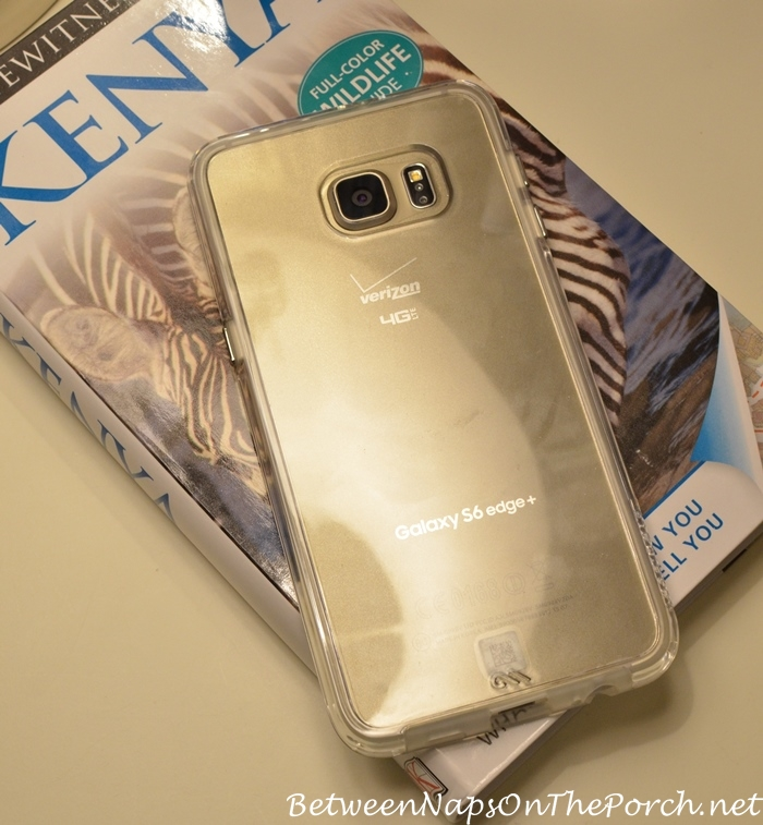 Samsung Galaxy Phone Inside Case-Mate Case