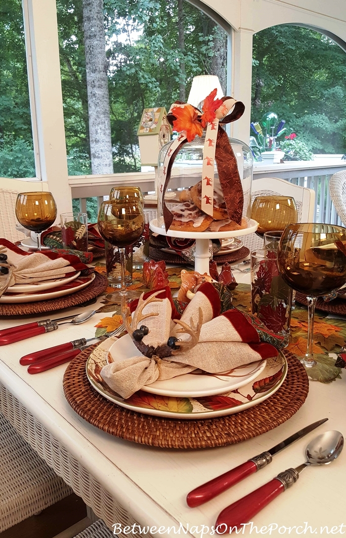 Table Ideas for Fall-Autumn