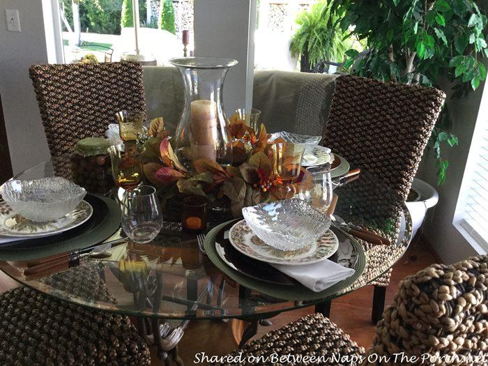fall-table-setting-churchill-wild-life-dishware