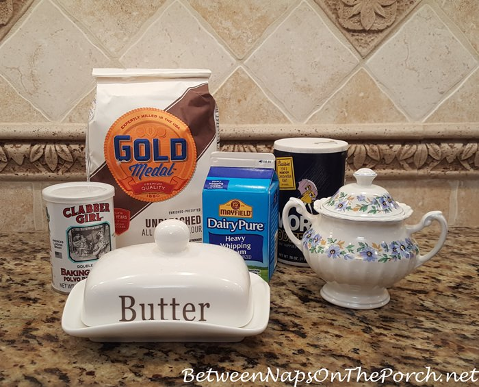 ingredients-for-home-made-biscuits