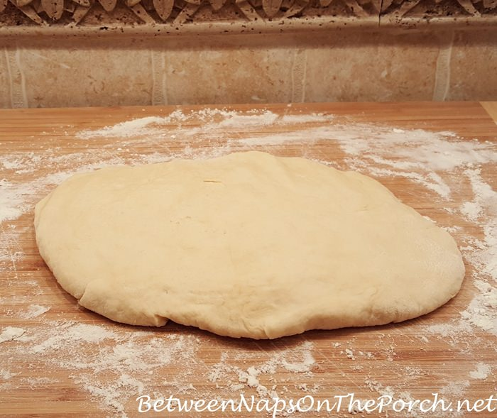 making-home-made-biscuit