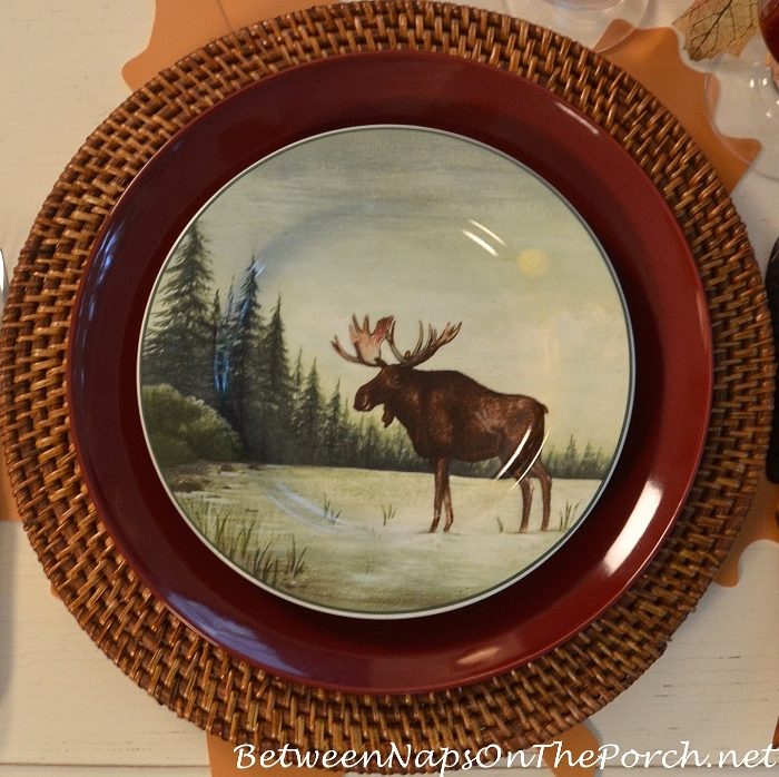 moose-plate-northwood-dinnerware