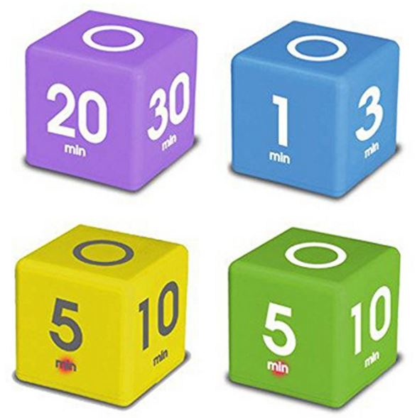 timers-for-various-increments-of-time