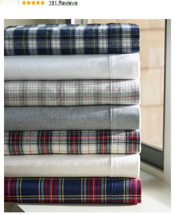 best-flannel-sheets