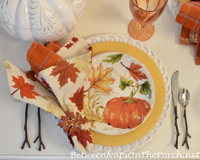 bettern-homes-and-garden-pumpkin-leaf-plate